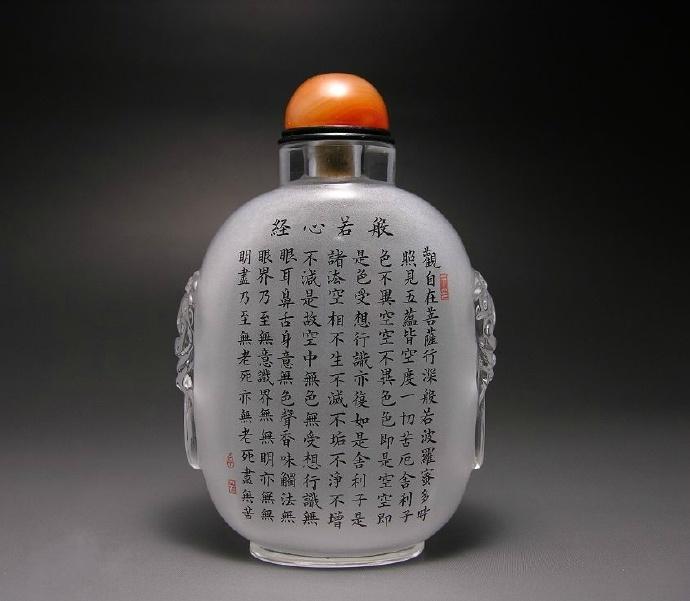 冀派衡水内画 汉族民间工艺 寸幅之地具千里之势