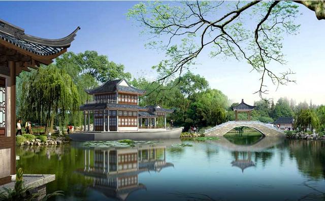 中国最美古镇 沉淀千年古朴气息