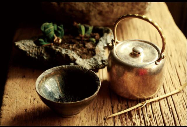 茶盏一味  品到深处才知茶