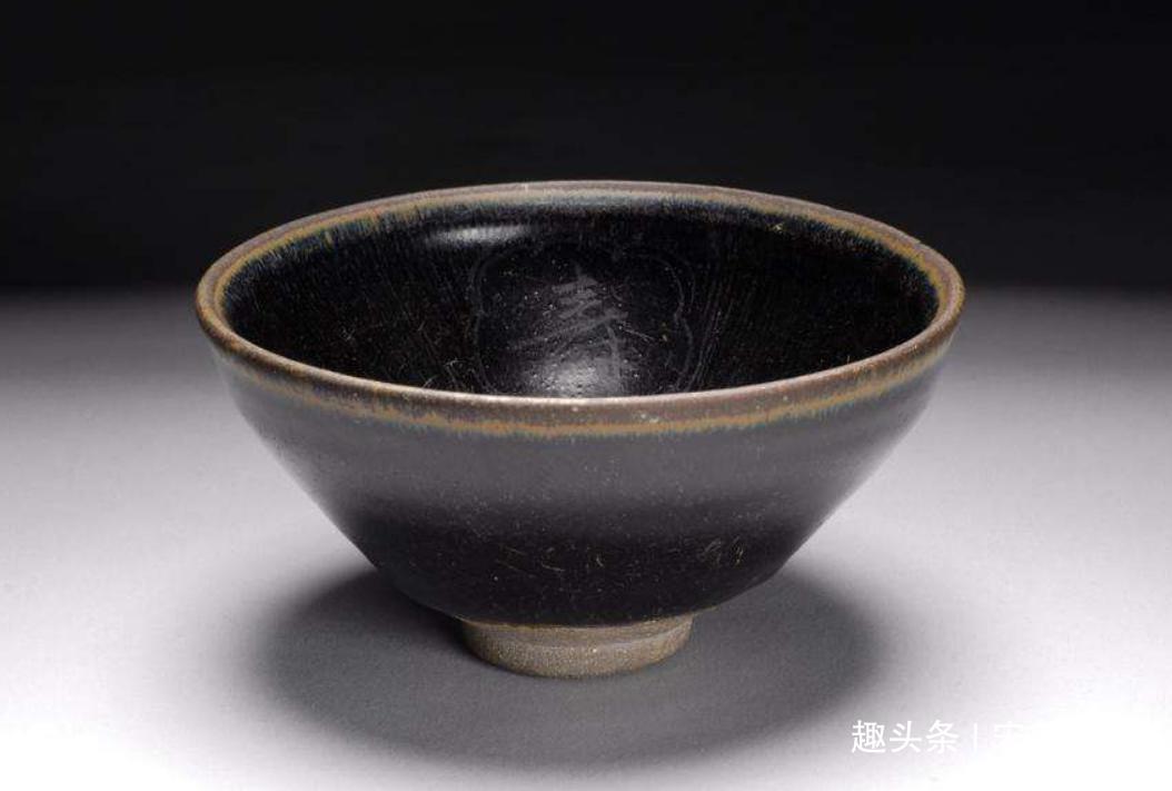 建窑和遇林亭窑是什么关系?遇林亭窑黒釉瓷与建窑有何区别?