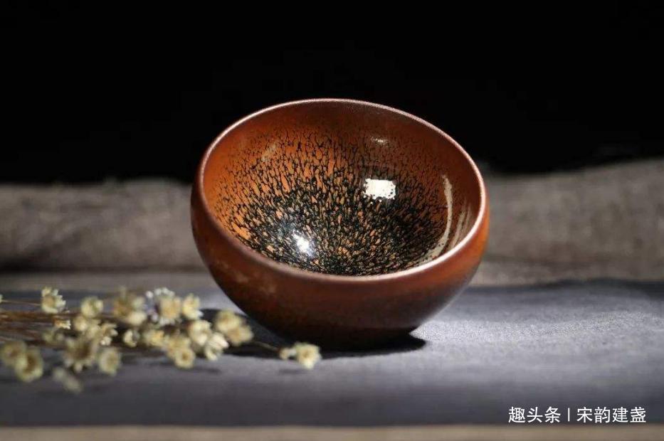 建盏为何诞生在水吉?闽北自古以茶闻名,为什么水吉却以建盏闻名