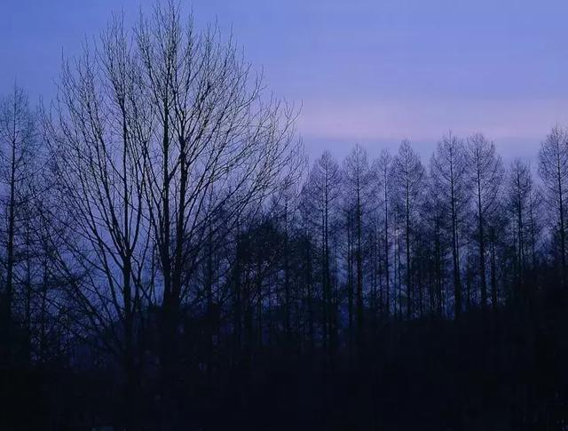单纯澄澈,古镇晨之美,一份旧时光