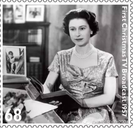 90岁的英女王 可能是世界上登上邮票次数最多的人