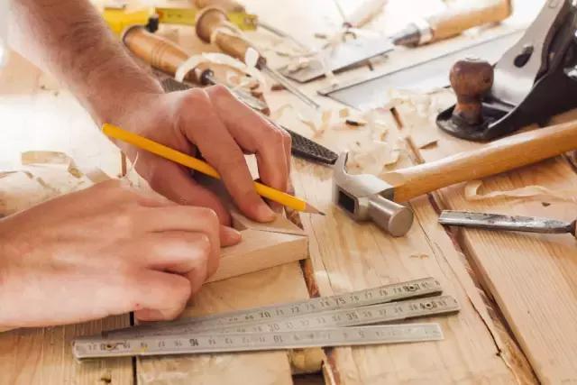 工匠精神 木匠人,弥足珍贵