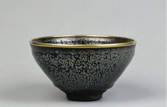 中国古代黑釉瓷里一朵特立独行黑色花朵