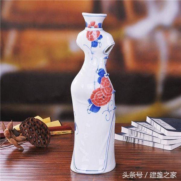 泥也可以很美旗袍瓷器-它散发着迷人的中式之美