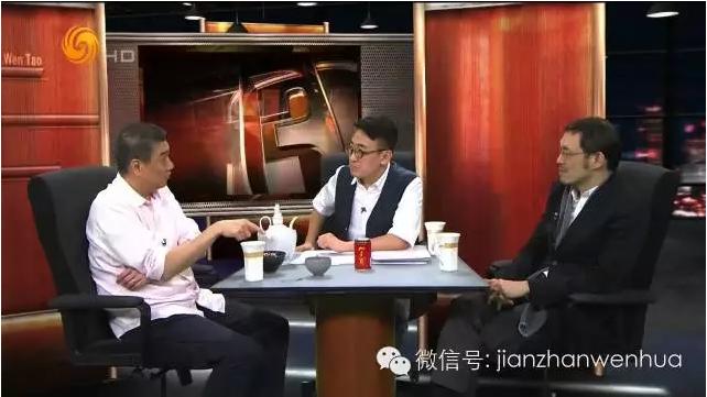 视频 | 价值三百万油滴盏亮相《锵锵三人行》,日本转卖宋瓷赚了多少?