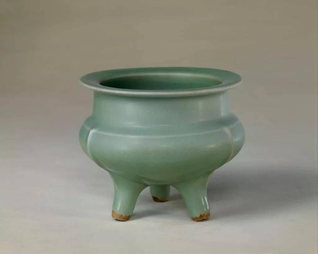 当瓷器遇见中国色,就是艺术