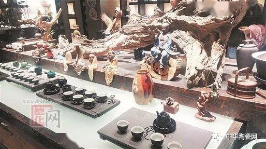 悠游德化山水 徜徉陶瓷文化