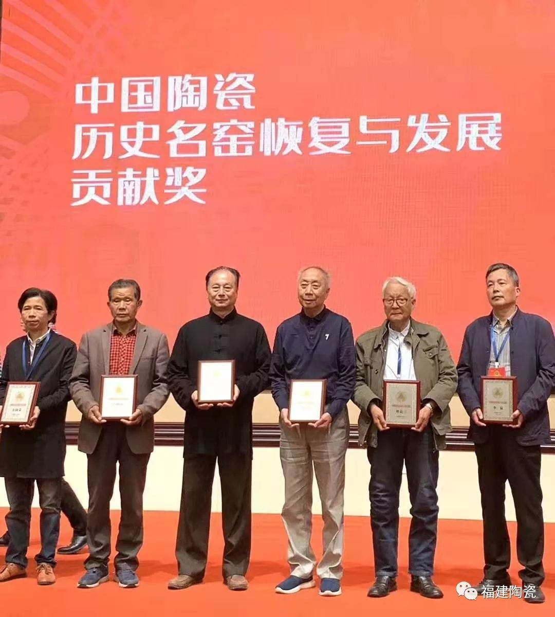 祝贺:我省六位陶艺大师荣获中国陶瓷奖项荣誉