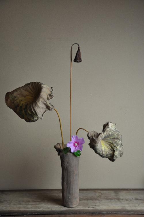 感受花与花器和谐之美