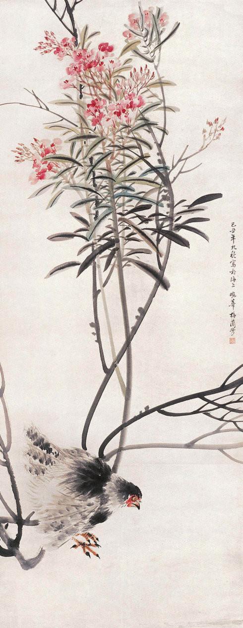 领略中国京剧大师梅先生戏外的艺术造诣!