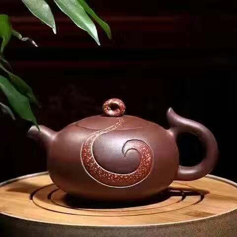 濯一壶清茶 品一处宁静 让心依附神怡的梦境