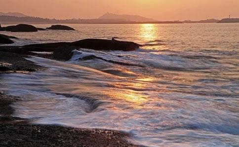 最适合旅游海滩胜地,一起去听海的声音