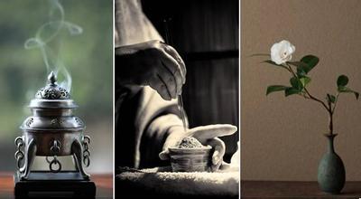 一杯清茶 悟人生