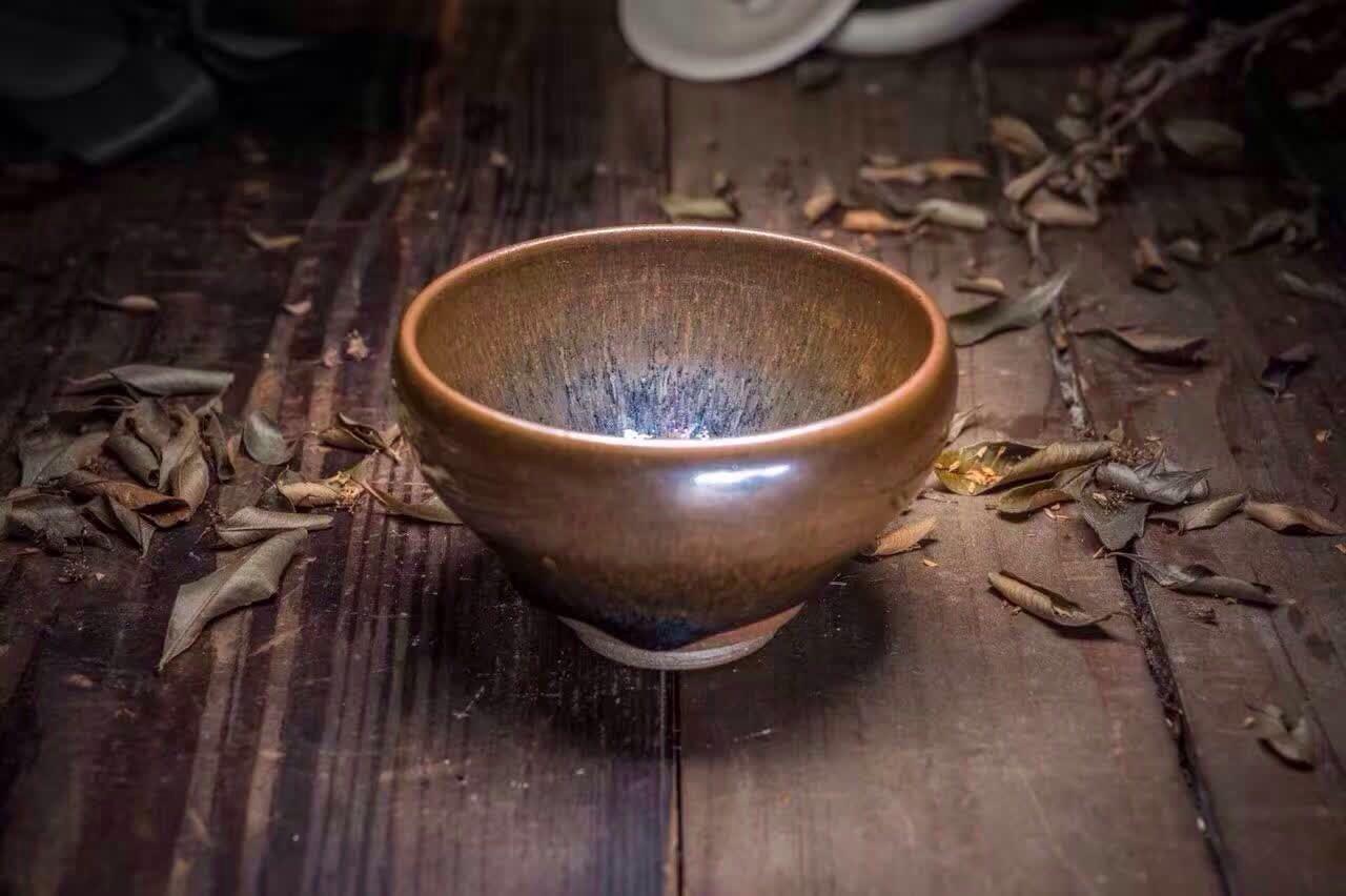 当瓷器遇上茶 美妙不可言