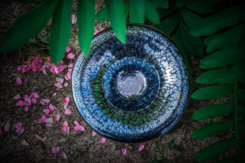 一碗一盏皆是唯一 建盏美妙不可言