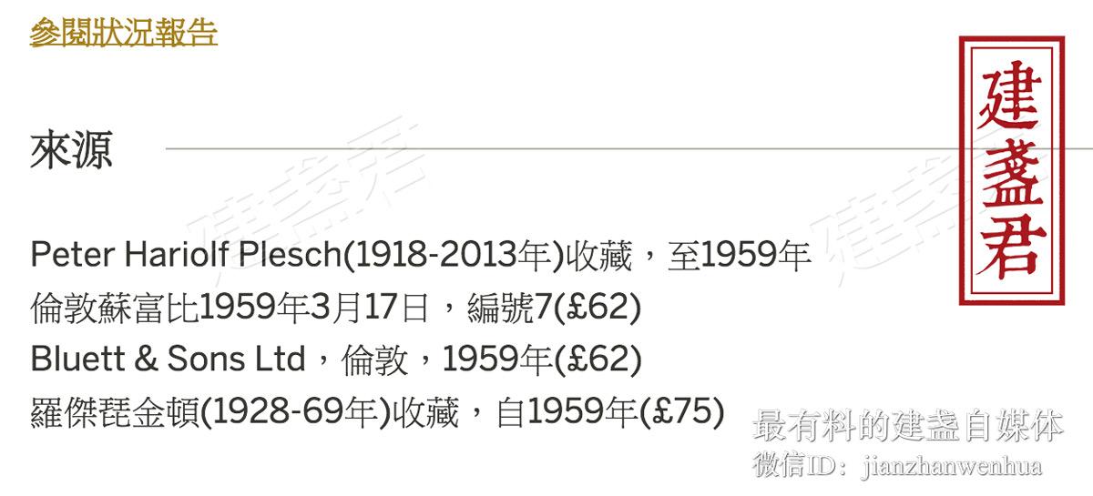 新闻:建窑油滴盏创2016春拍纪录