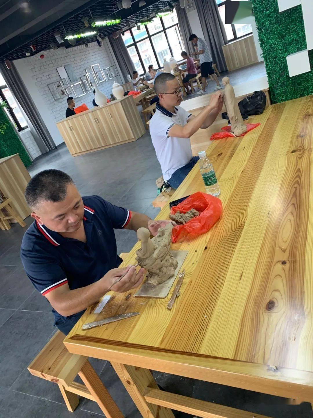 2020年第一期福建省陶瓷行业高技能人才(德化考点)国家职业资格培训鉴定圆满举行