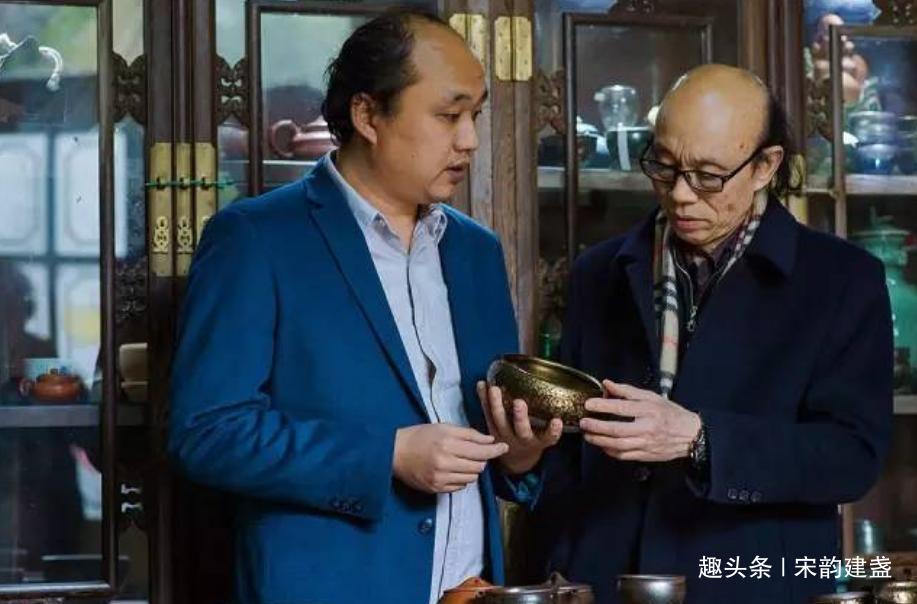 建盏大师黄文勇:烧盏是一场修行,亦是一种日常!