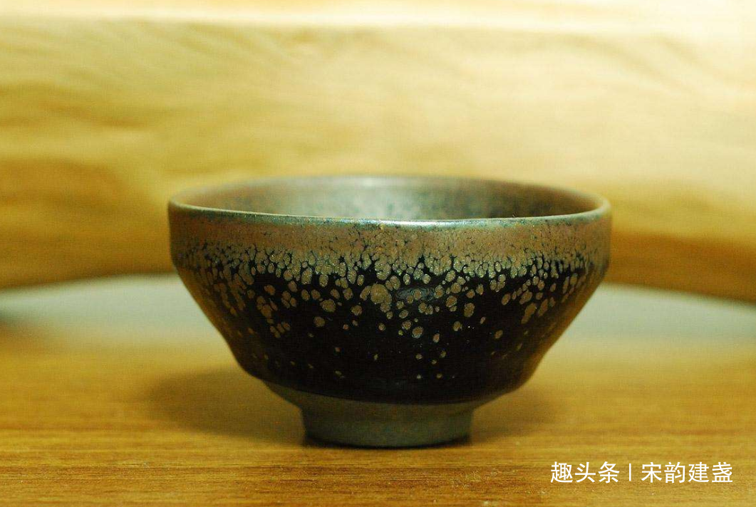 宋代建盏历史有多长?建窑之外,其他省份有没有古代黒釉瓷窑口?