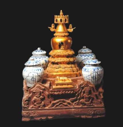 南京博物院馆藏鉴赏 美轮美奂 令人陶醉不已