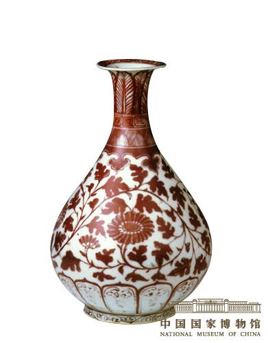 国家博物馆里的瓷器宝物,真是大开眼界