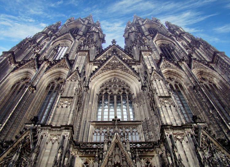 世界各地美景建筑展现魔幻视觉盛宴