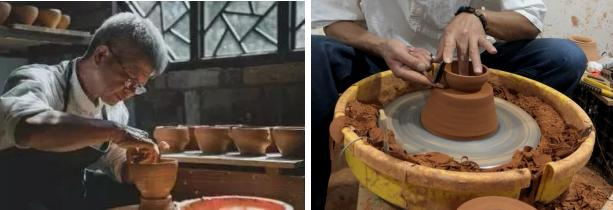 巧夺天工的建盏 除了胎土的特别?还有什么烧制秘密?