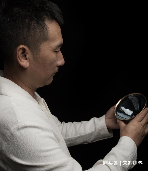 建盏名匠范华旺:从学习到探索,从探索到成功,建盏烧制不忘初心