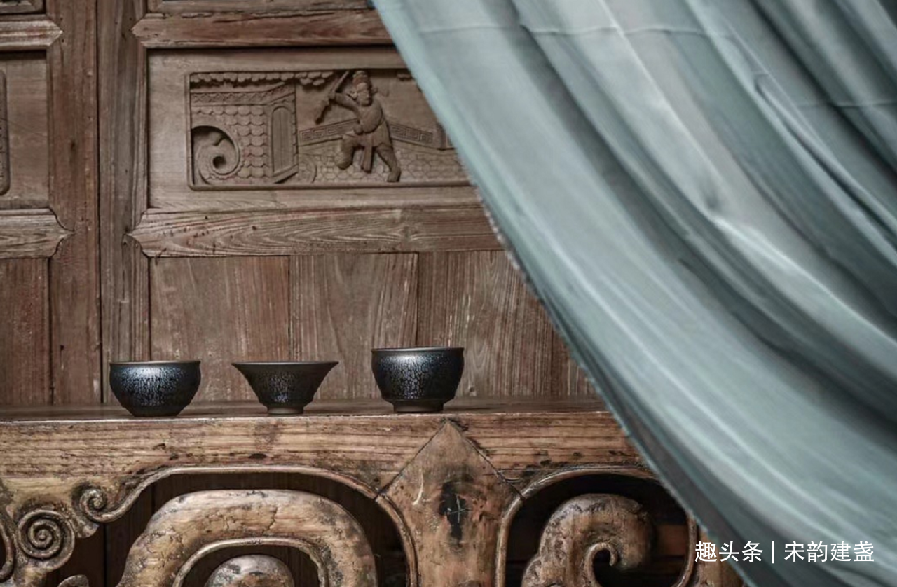 建盏为何是茶文化不可或缺的存在?茶有道,器亦有道!