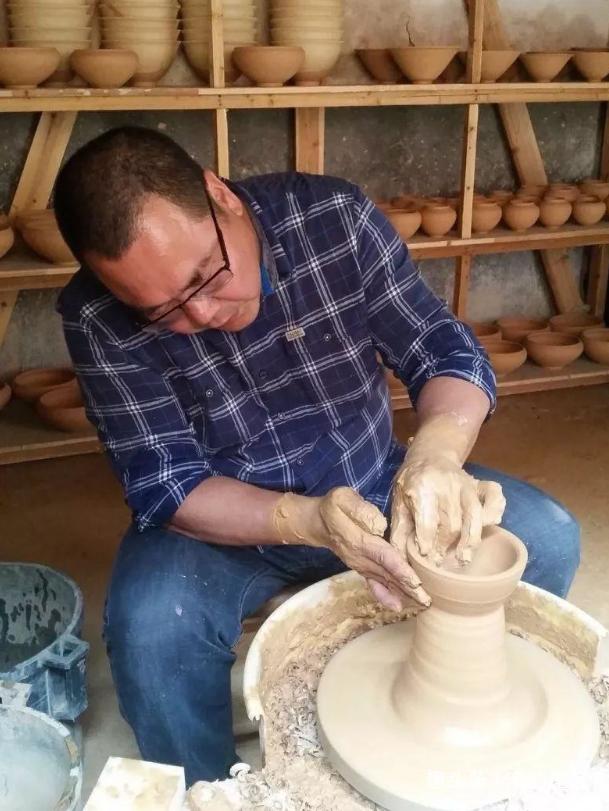 建盏大师孙福昆:古法龙窑烧出完美的建盏,是一生最大的追求!