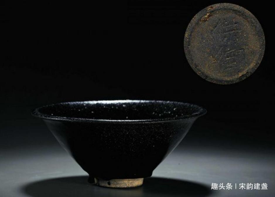 宋代建盏的特点是什么?建盏身为黑瓷,为何能与青瓷、白瓷并列?