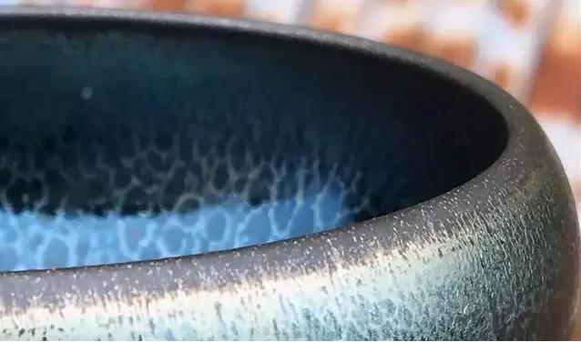 干口的建盏值得收藏吗?