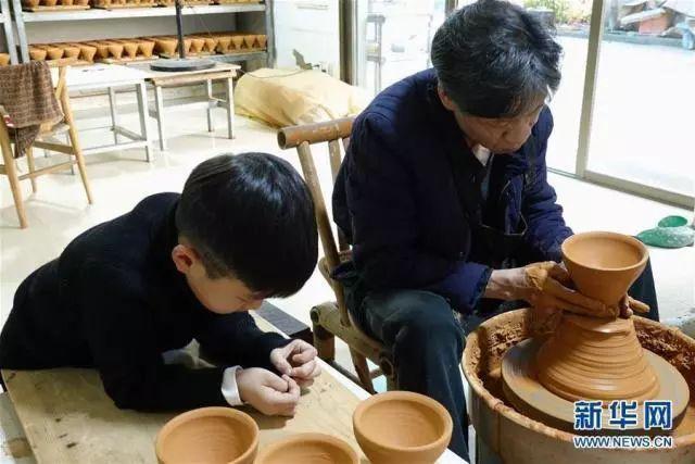 福建建阳:苦研曜变建盏烧制技艺的匠人