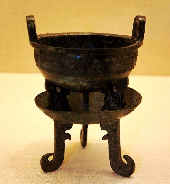 美国芝加哥美术馆馆藏中国青铜器