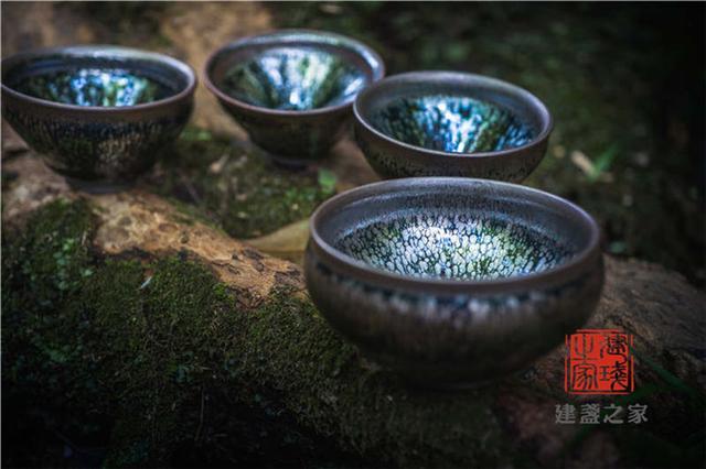 中国八大名窑之建窑,作品赏析