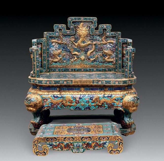 国之瑰宝 景泰蓝 惊艳了世界的中国蓝