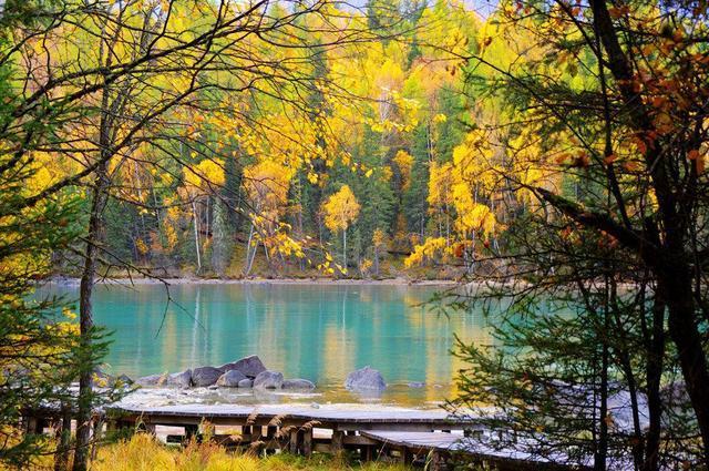 秋意最浓 我愿和你一起私奔到这些秘境