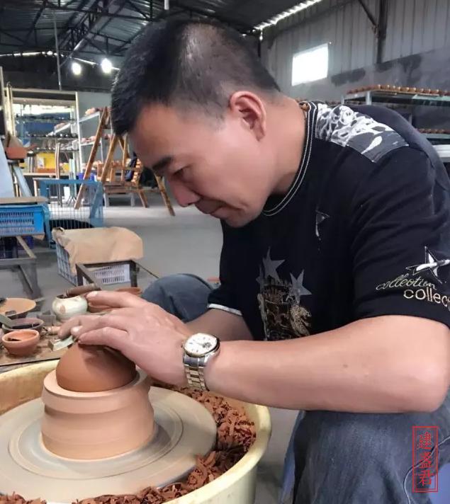 【陈乃文】建盏名家简介及釉色欣赏