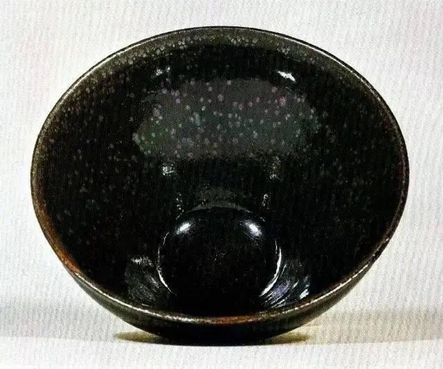 曜变——黑釉瓷界的佼佼者
