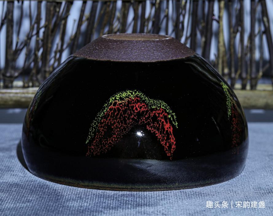 建盏匠人卢国伟:作品极具辨识度,惊鸿一瞥,淋漓尽致