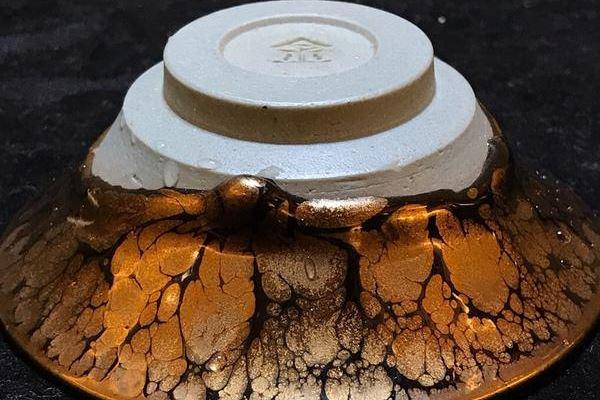 黄美金 金油滴建盏价格为什么高?