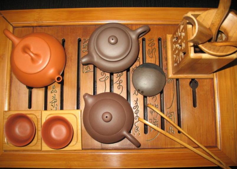 茶具很重要 挑选门道少不了