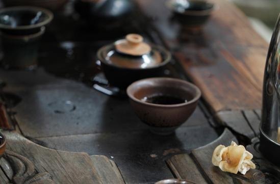 喝茶时需注意的礼仪