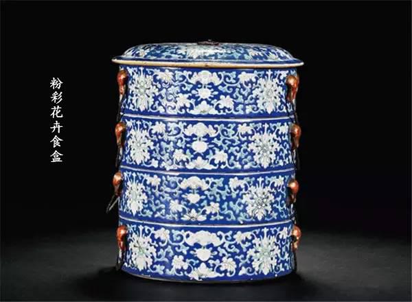 这么漂亮的艺术品,竟是古人的食盒,古代艺术无所不在