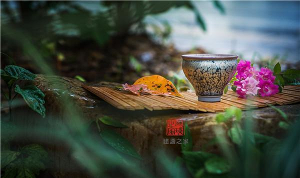 """茶桌上的""""灵魂""""   茶盏优雅不失灵动"""