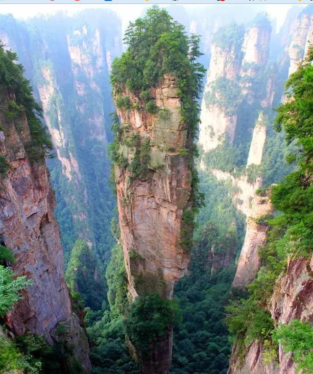 绝美风景 承载千年沧桑
