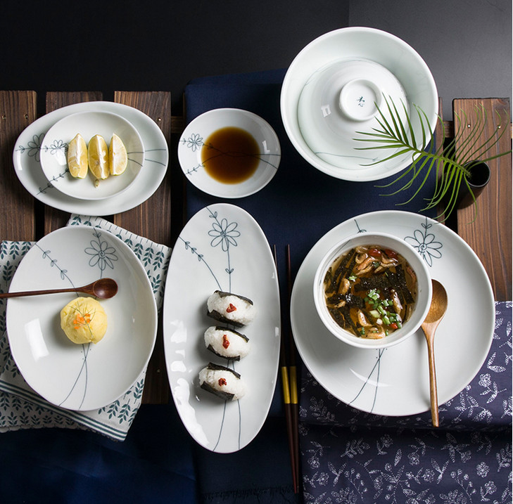 餐桌摩登 勾勒传统东方之美