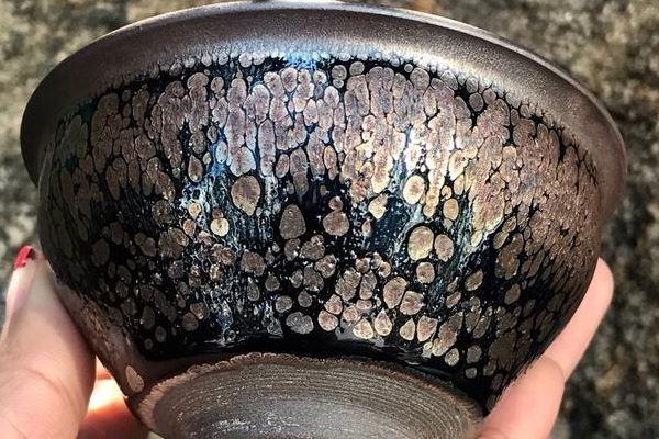 什么样子的油滴盏算上上品?